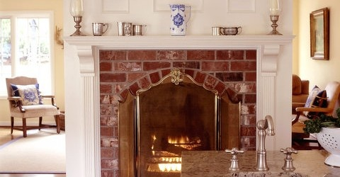 28 best images about unused fireplace ideas on pinterest