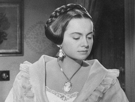 Olivia de Havilland in The HeiressOlivia De Havilland The Heiress