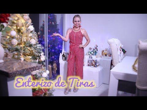 b1eae0957 Omaira tv- DIY Enterizo de Tiras Muy Fácil- Very Easy Strip Set ...
