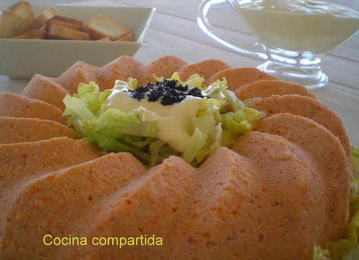 Cocina compartida: Pastel de cabracho o gallineta