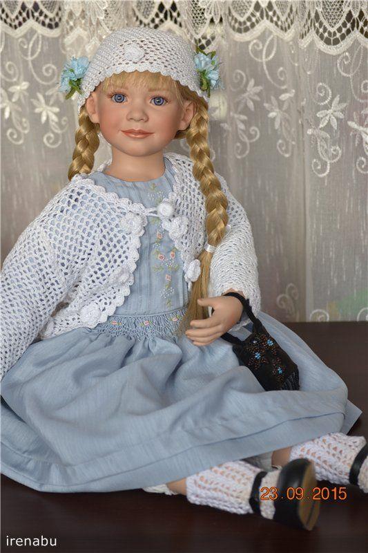 Алвиния от Ann Timmerman.Рассрочка. / Фарфоровые куклы ...