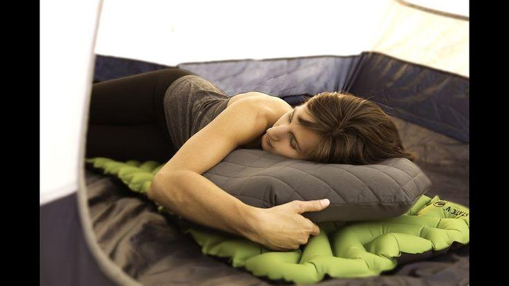 Klymit Luxe Pillow Review - Full Sized Ultra Light Night Comfort Pillow https://www.youtube.com/watch?v=KZjhB5VtVTE