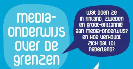 Mediaonderwijs over de grenzen