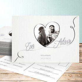 Save the date Karten für Ihre Hochzeit                                                                                                                                                                                 Mehr