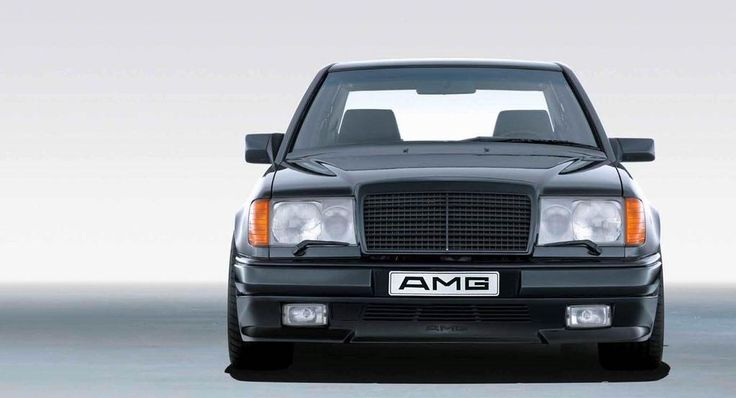"Mercedes E55 AMG ""The Hammer"""