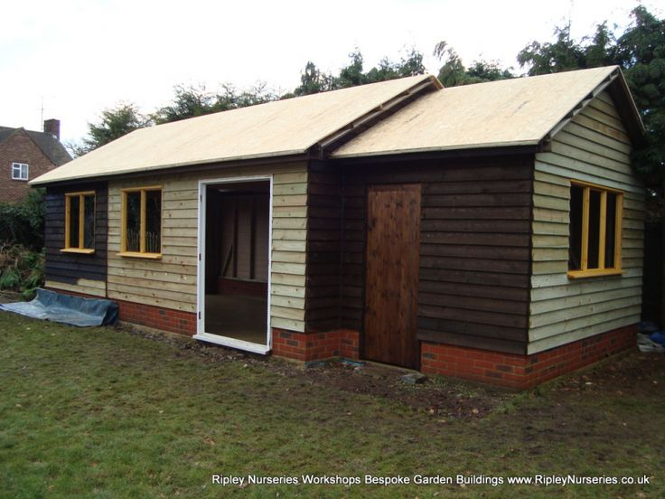 Garden Sheds Ripley 10 best sheds & tiny houses images on pinterest   cabin ideas