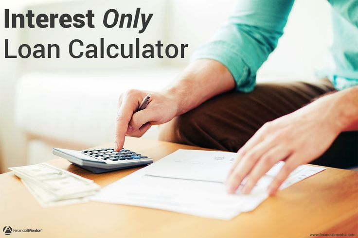 This interest only loan calculator figures your monthly payment amount for any interest only loan. Just two simple inputs makes the math easy for you...