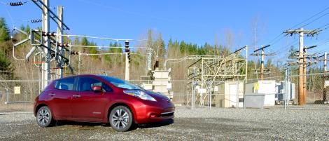 Review: Nissan Leaf