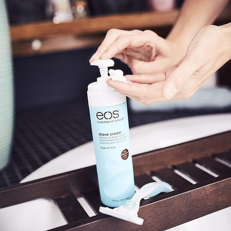 """9,057 Likes, 13 Comments - eos Products (@eosproducts) on Instagram: """"We don't feel guilty that Sunday Funday turned into Netflix, Shave and Chill. #eosshavecream…"""""""