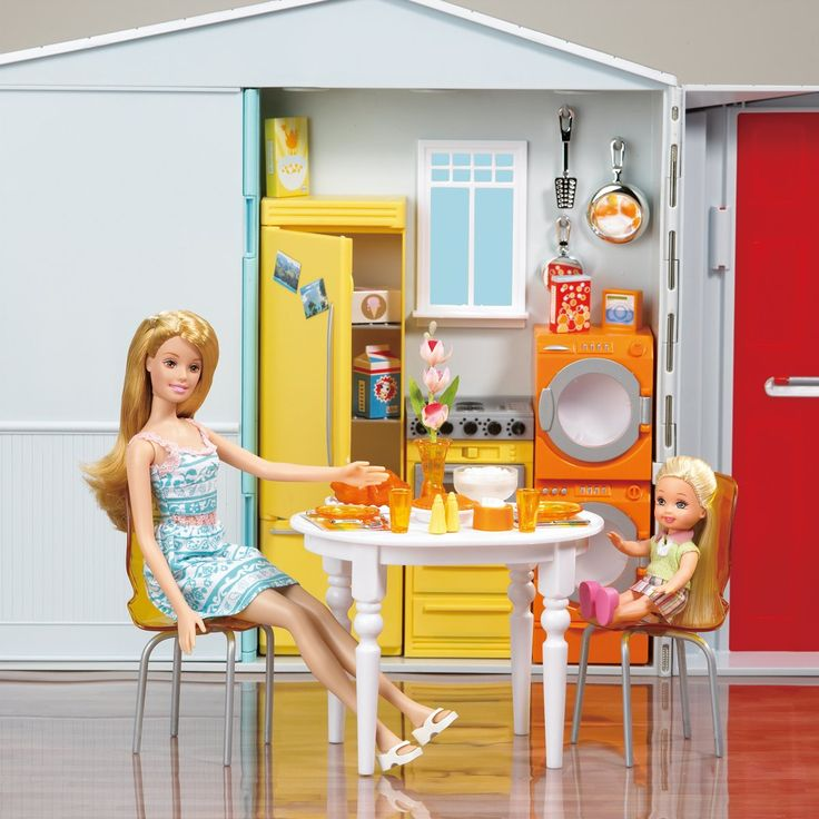 Dream Kitchen Toy: 1000+ Images About KITCHEN (BARBIE) On Pinterest