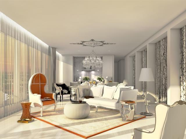 NOUVEAUTÉ SUR LE MARCHÉ ! Superbe penthouse dans le projet Yoo inspiré par P. Starck, Griffintown 2 338 700$ + tx