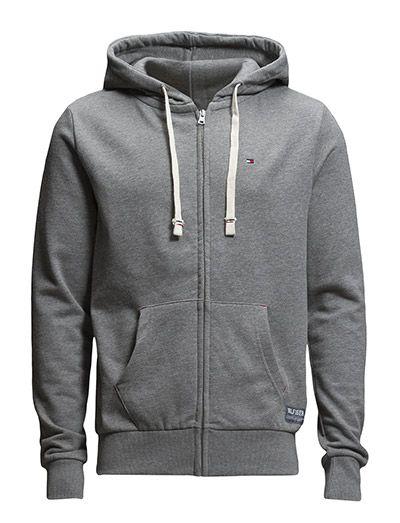 Klikk her for å se og kjøpe Tommy Hilfiger Underwear Sinne Zipthru Hoody (Grey) på Boozt.com - til 600 kr. Ny kolleksjon fra Tommy Hilfiger Underwear! Rask levering, enkel retur og sikker betaling.