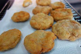 夢幻廚房在我家 影音食譜 : 自製麥克雞塊 超簡單用 VITA-MIX 料理機自製 手工 麥克雞塊 Chicken Nuggets Mcnuggets
