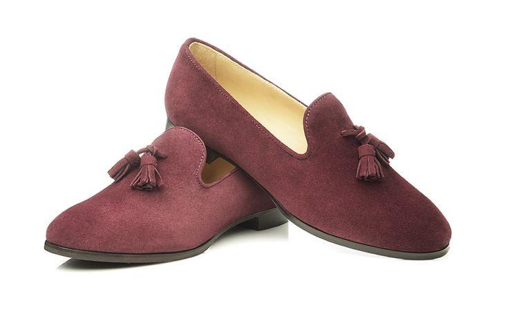 SHOEPASSION.com – Italienischer #Loafer für #Damen in Bordeaux. Perfekt als #Weihnachtsgeschenk für die schönste Zeit im Jahr. Klick auf das Bild oder pinne es auf deine Wunschliste!