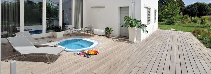 Spa Professionnel Sienna Jacuzzi® - www.oliness.com - Concessionnaire Jacuzzi® région centre