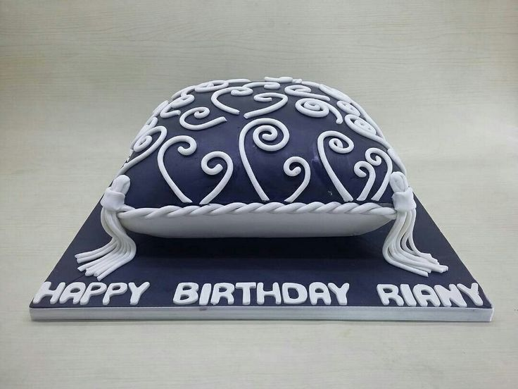 #pillowcake #birthdaycake #customcake