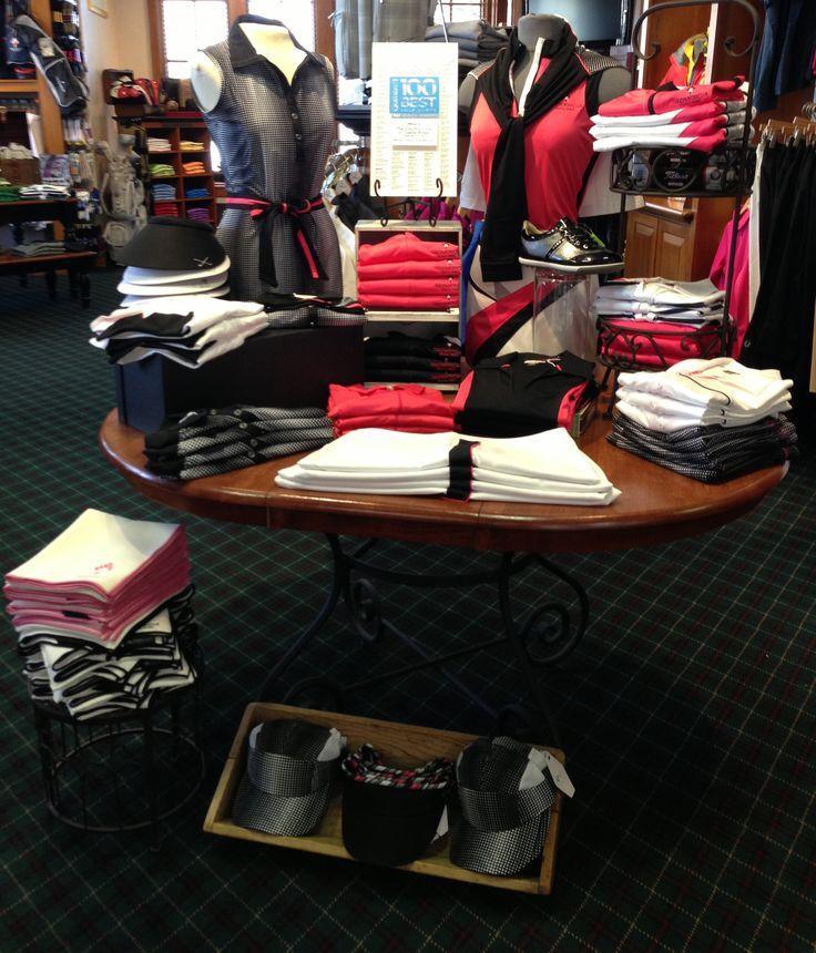 1000 images about golf shop merchandising on pinterest. Black Bedroom Furniture Sets. Home Design Ideas