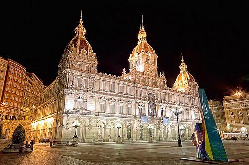 María Pita, La Coruña (Spain)