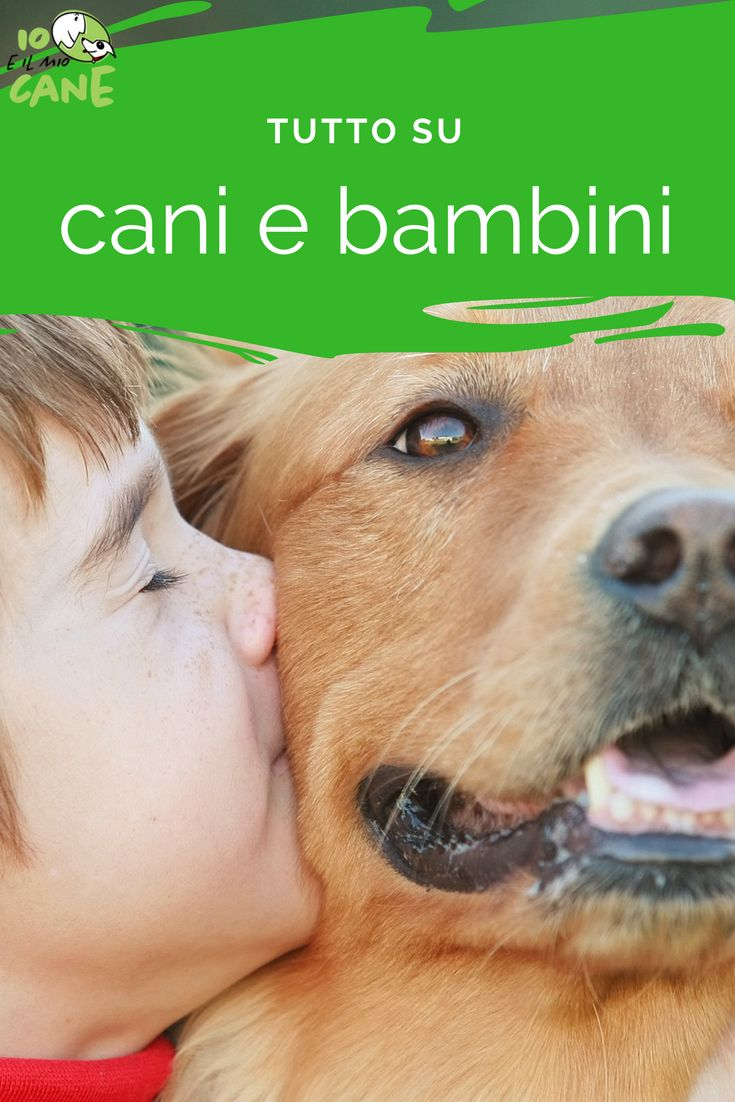 Hai dubbi sulla convivenza tra cani e bambini?