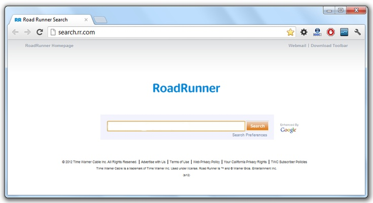 Road Runner Search (Search.rr.com) is a filthy browser hijacker and redirect virus. It redirects every search result to a different page, installs spywares and fake softwares too.
