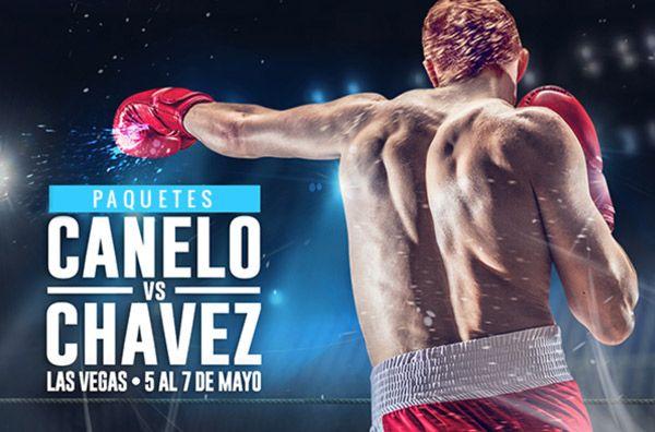 Contamos con paquetes Canelo vs Chavez en Las Vegas para el 6 de Mayo, 2017. Reserva tu paquete para la pelea del boxeo tan esperada con 3 categorías para.. http://lasvegasnespanol.com/paquetes-canelo-vs-chavez/