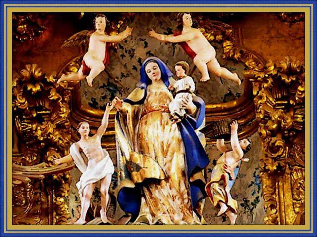 Poderosa oración a la Virgen de la luz, para muy difíciles problemas y necesidades