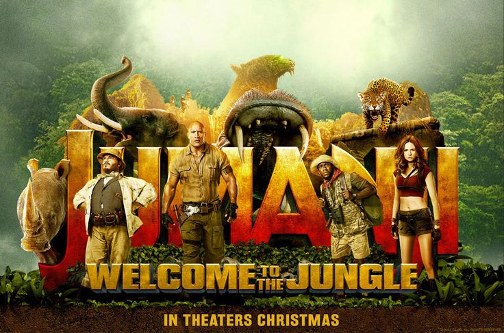 [Full>HD~] Jumanji: Welcome to the Jungle (2017) Free Stream..putlocer!!!!