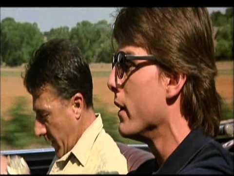 Rain ManRainman, Tom Cruise