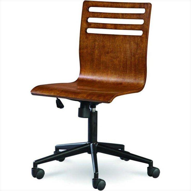 Classics 40 swivel desk chair 1ctn wooden office
