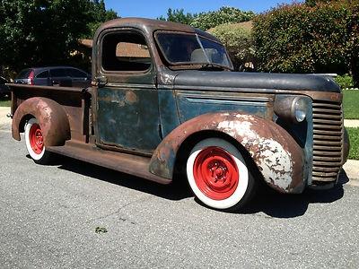Chevrolet : Other Pickups 2-door 1940 Chevy Truck - http://www.legendaryfinds.com/chevrolet-other-pickups-2-door-1940-chevy-truck/