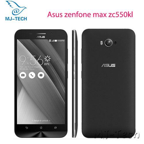 Оригинальный ASUS Zenfone MAX zc550kl pro 32ГБ ROM 5.5 дюймов MSM8916 quad core Android 5.0 5000 мАч аккумулятор