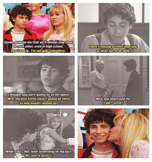 "And how the efffffff did Lizzie not figure out Gordo was in love with her sooner? | 23 Questions We've Always Had About ""Lizzie McGuire"""