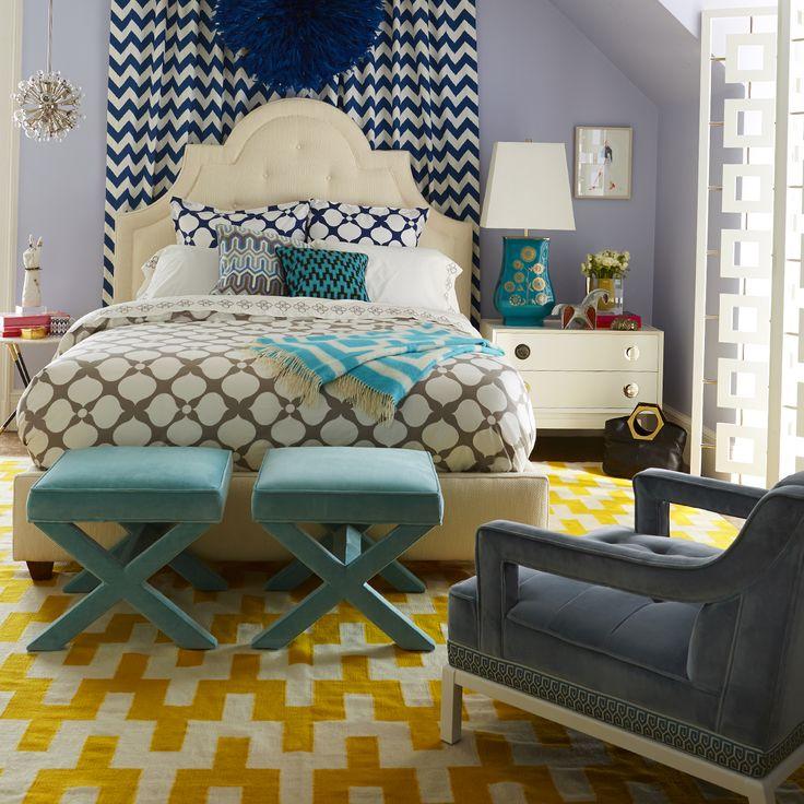 Best Bedrooms Images On Pinterest Bedrooms Jonathan Adler
