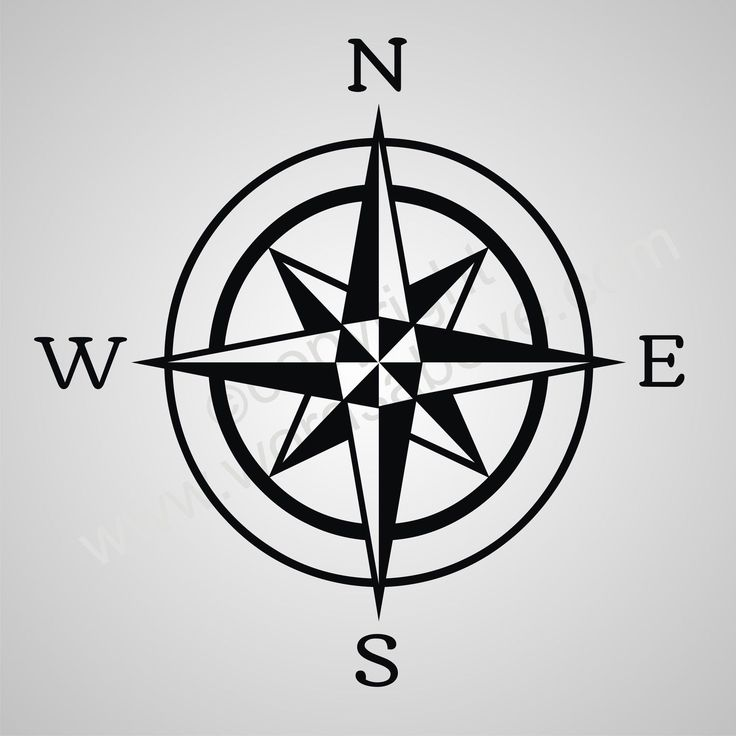 10 Best Images About Compass Star Designs On Pinterest