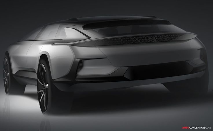 2017 Faraday Future FF 91