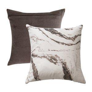 Marble Square Cushion