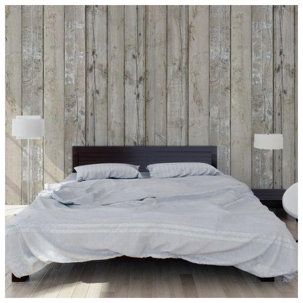 les 20 meilleures id es de la cat gorie papier peint effet bois sur pinterest carrelage effet. Black Bedroom Furniture Sets. Home Design Ideas