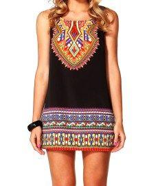 Sass go native shift dress, $79.95 www.threadsandstyle.com.au