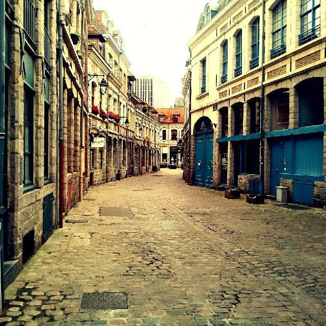 Vieux Lille. #chaleureux