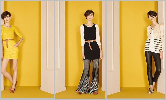 The pre-collection Patrizia Pepe Spring-Summer 2016 2017 is sophisticated and contemporary, it shows inspirations 70s mixed with hints military, much ......