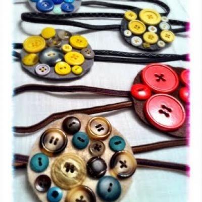 button headband:)