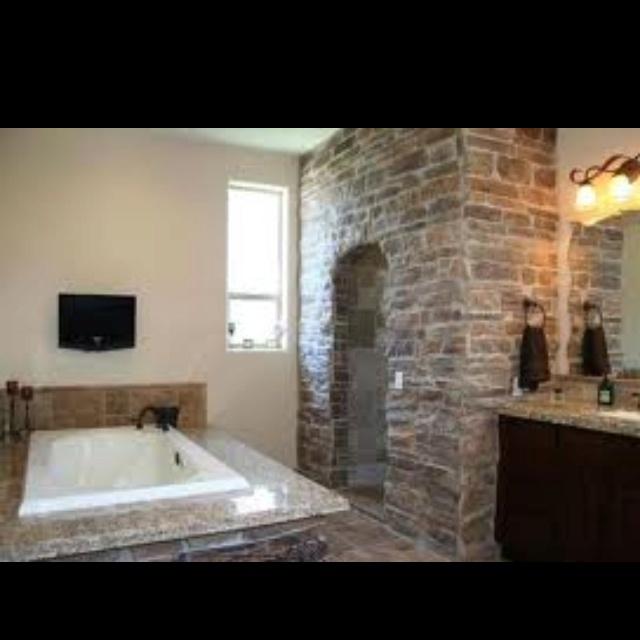 Walk in shower. 45 best Bed   Bath images on Pinterest
