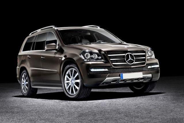 Luxury cars rental – Mercedes GL