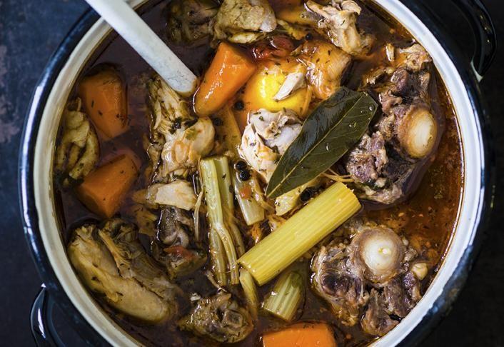 Liha-luuliemi | Koti ja keittiö