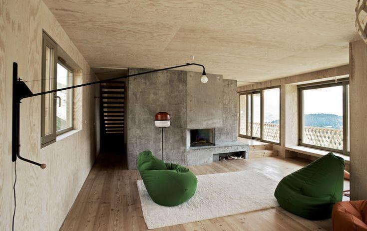 chalet by Andreas Fuhrimann Gabbrielle Hächler Architects