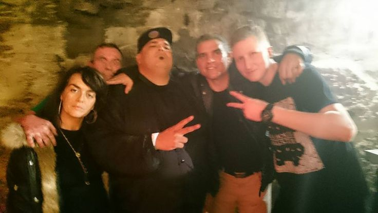 I waited for this party 10 months! With real legends DJ Sneak after party in Subclub Glasgow. #djsneak #subclub