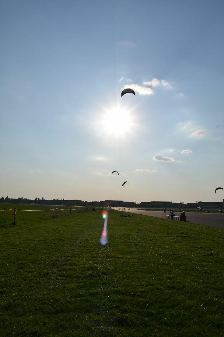 kites ,templehof