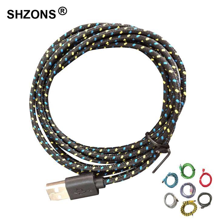 1 m los 3ft universal cable de alambre trenzado 8pin usb data sync cuerda de carga del cable para iphone 5 5s 5c 6 6 s plus ios 9.3.4 o abajo x98