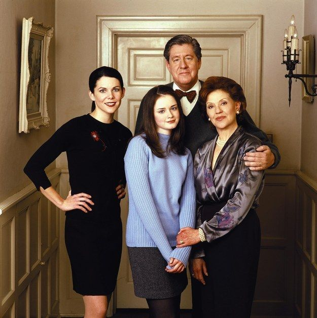 "The Touching Tribute The ""Gilmore Girls"" Cast And Creator Did For Ed Herrmann"
