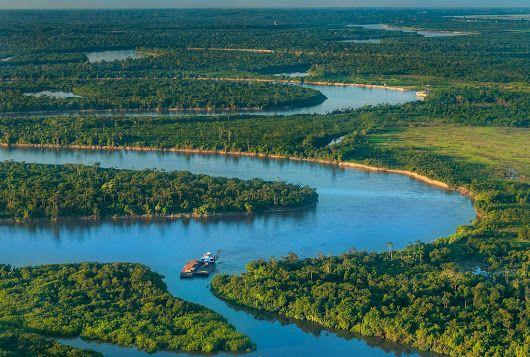Río Amazonas | Loreto, Perú  El Amazonas es considerado el río más caudaloso ...